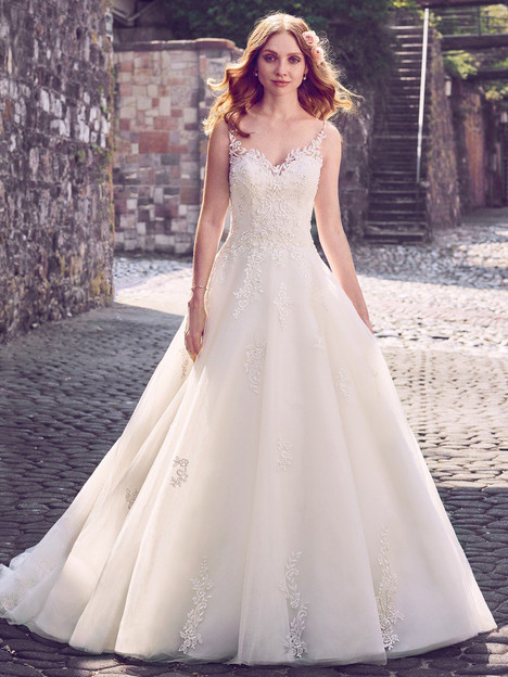 Amara (8MC549) Wedding                                          dress by Maggie Sottero