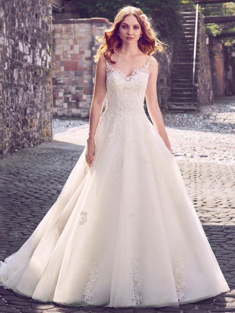 Amara Wedding                                          dress by Maggie Sottero