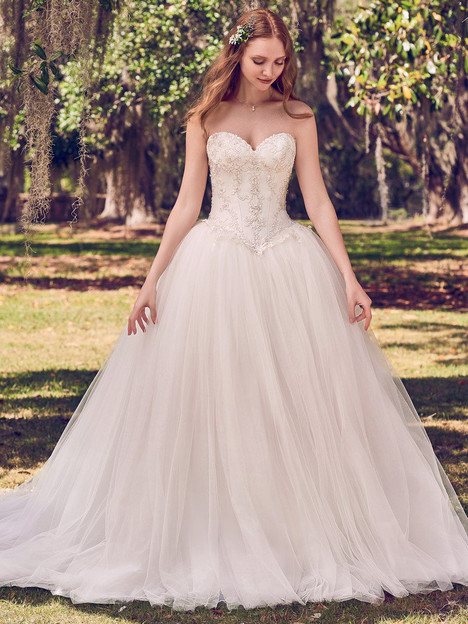 Benton (8MC504) Wedding                                          dress by Maggie Sottero
