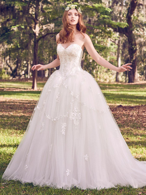 Benton Marie (8MC504MC) Wedding                                          dress by Maggie Sottero