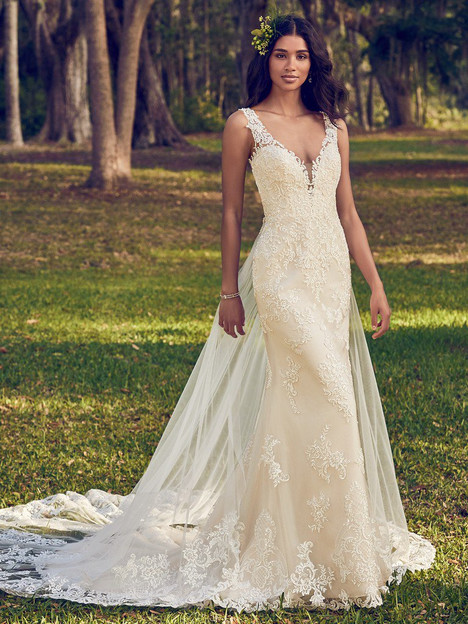 Bernadine (8MN499) Wedding                                          dress by Maggie Sottero