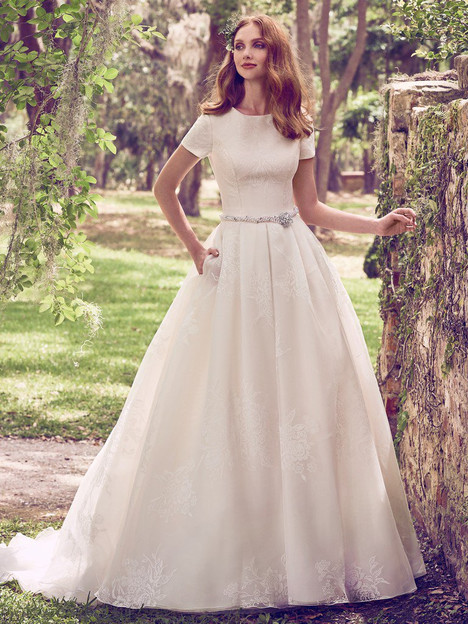 Dylan Marie (8MW483) Wedding                                          dress by Maggie Sottero