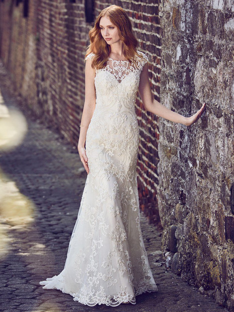 Everly (8MC537) Wedding                                          dress by Maggie Sottero