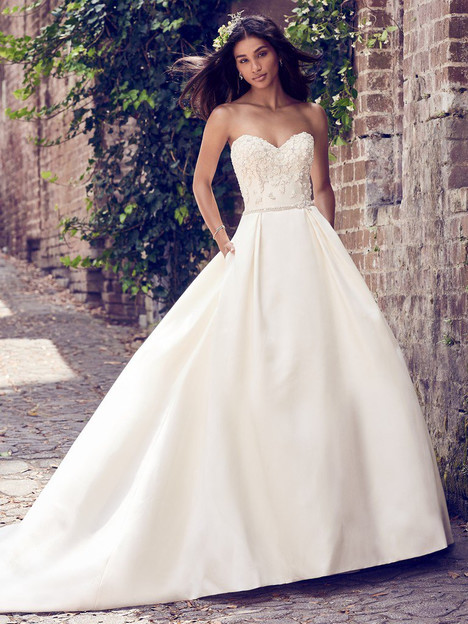 Giselle (8MN506) Wedding                                          dress by Maggie Sottero