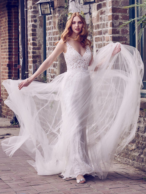 Hazel (8MW472) Wedding                                          dress by Maggie Sottero