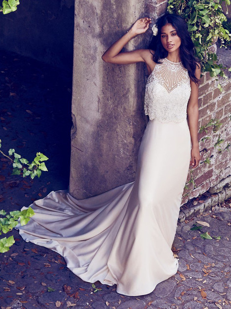 Larkin (8MT450) Wedding                                          dress by Maggie Sottero