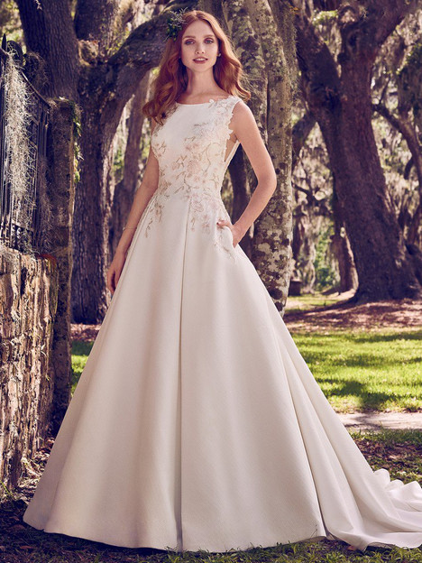 Nalani (8MS488) Wedding                                          dress by Maggie Sottero