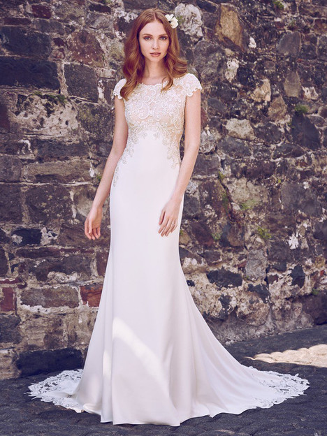 Odette Marie (8MC468) Wedding                                          dress by Maggie Sottero