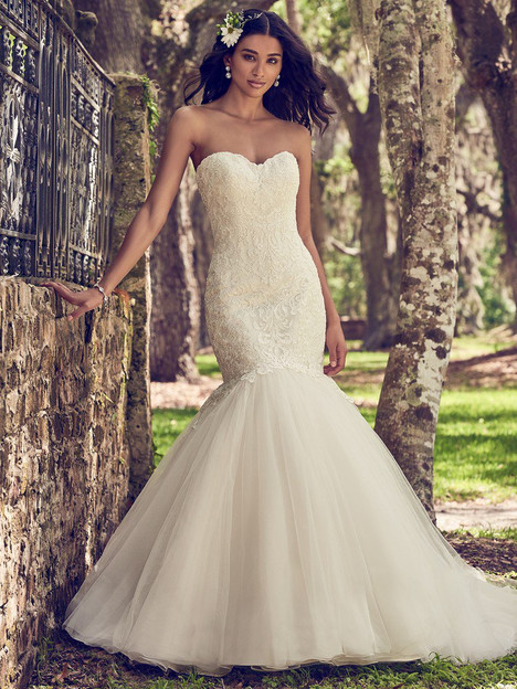 Orchid (8MS490) Wedding                                          dress by Maggie Sottero