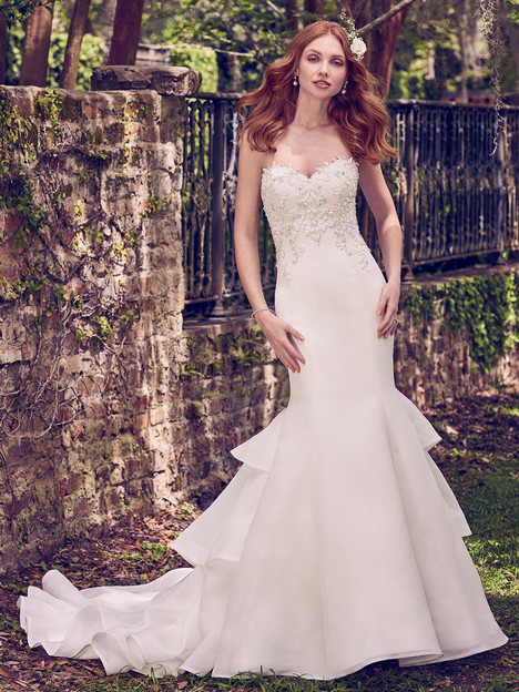 Quintyn (8MW474) Wedding                                          dress by Maggie Sottero