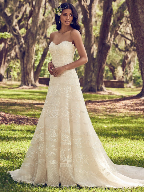 Renee (8MC545) Wedding                                          dress by Maggie Sottero