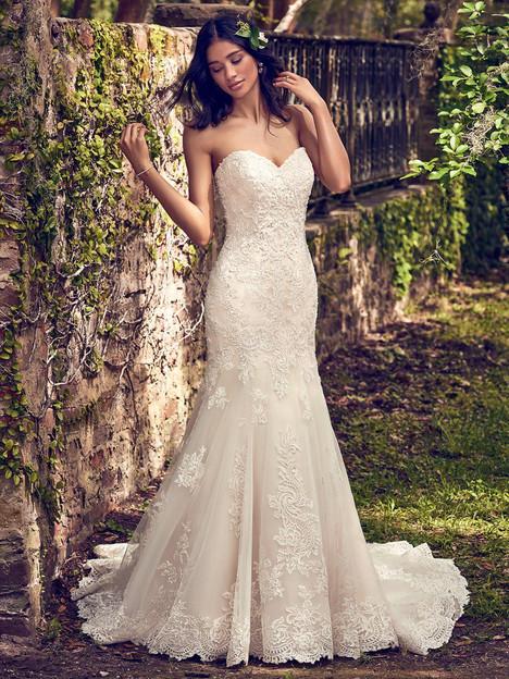 Saige Wedding                                          dress by Maggie Sottero