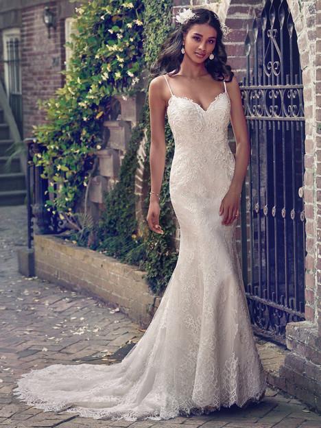 Teresa Wedding                                          dress by Maggie Sottero