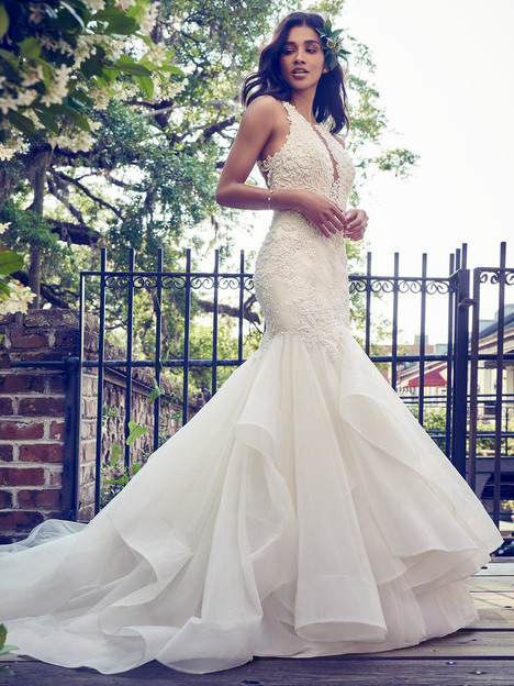 Veda Wedding                                          dress by Maggie Sottero