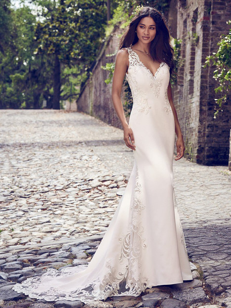 Veronica Wedding                                          dress by Maggie Sottero