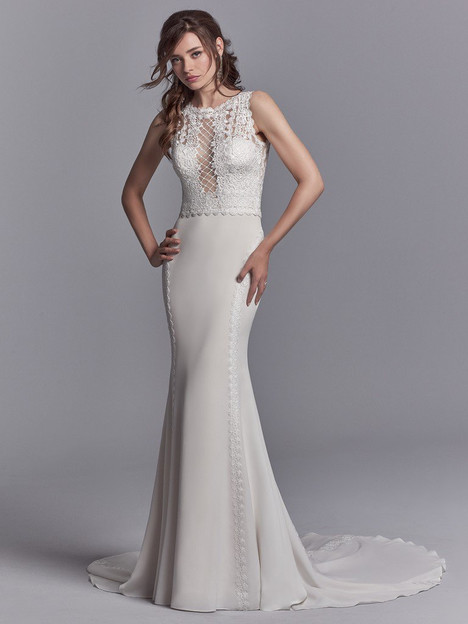 Barrington gown from the 2018 Sottero and Midgley collection, as seen on dressfinder.ca