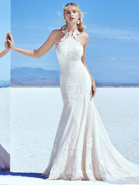 Chance Wedding                                          dress by Sottero & Midgley