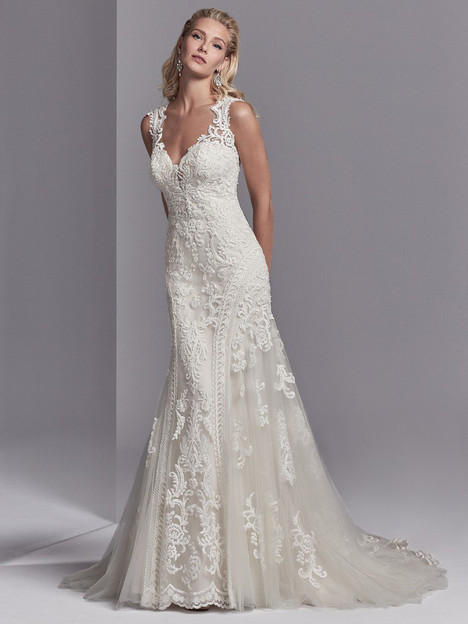 Channing Rose Wedding                                          dress by Sottero and Midgley