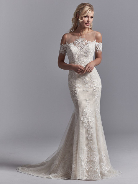 Elin Wedding                                          dress by Sottero & Midgley