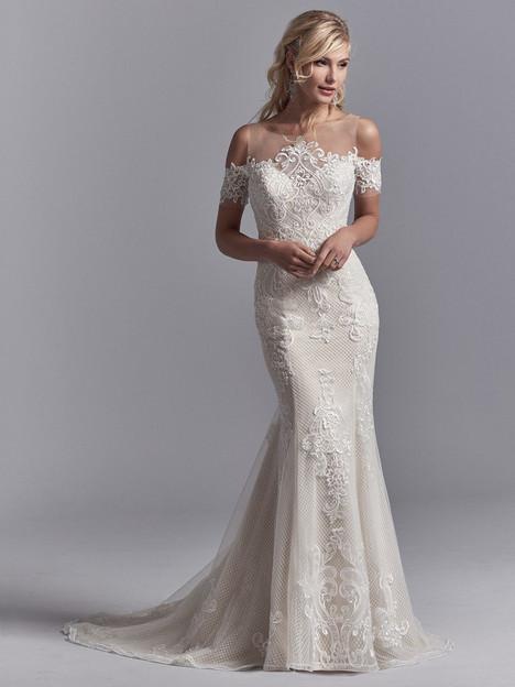 Elin Wedding                                          dress by Sottero and Midgley