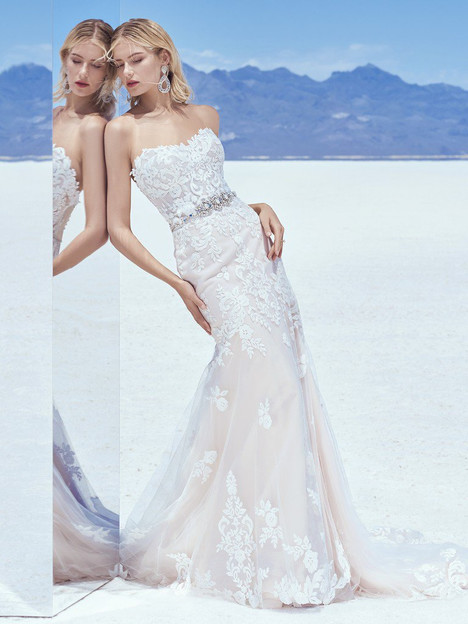 Frankie Wedding                                          dress by Sottero & Midgley