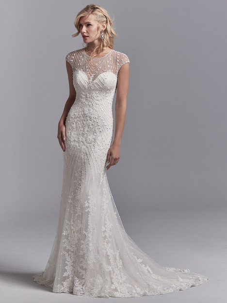 Grady Wedding                                          dress by Sottero & Midgley