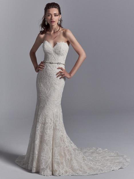 Graham Wedding                                          dress by Sottero and Midgley
