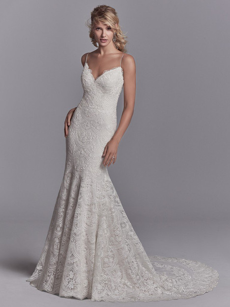 Maxwell Rose Wedding                                          dress by Sottero and Midgley
