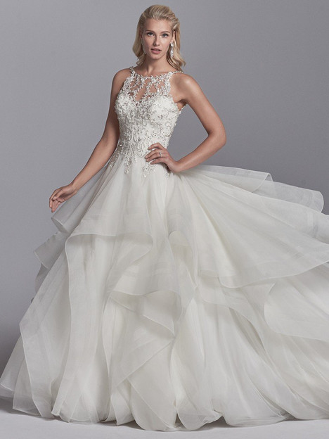 Murphy Wedding                                          dress by Sottero & Midgley