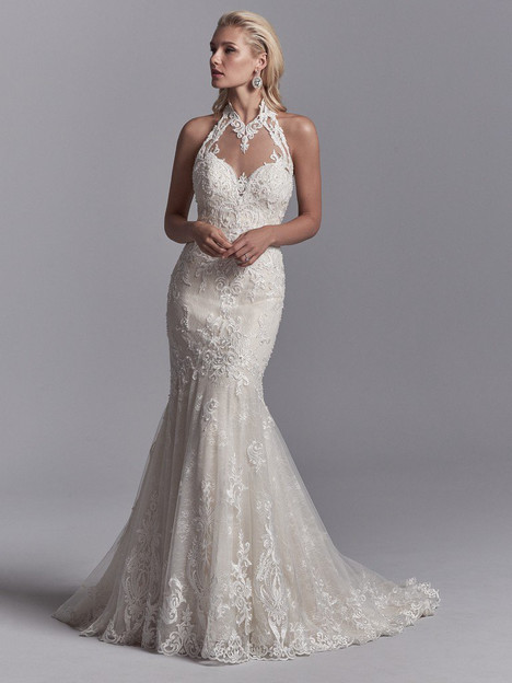 Nerida Wedding                                          dress by Sottero & Midgley