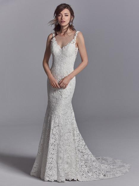 Presca Wedding                                          dress by Sottero and Midgley
