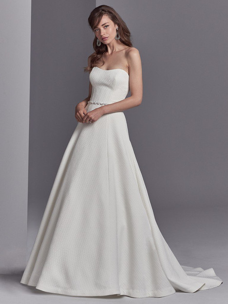 Princeton Wedding                                          dress by Sottero and Midgley