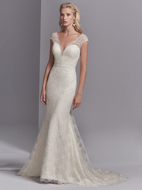 Ramira Wedding                                          dress by Sottero & Midgley