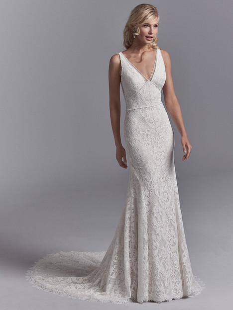 Regan Wedding                                          dress by Sottero & Midgley