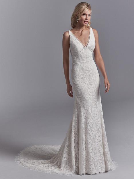 Regan Wedding                                          dress by Sottero and Midgley