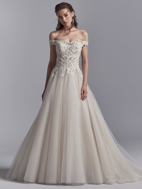 Safira Wedding                                          dress by Sottero & Midgley