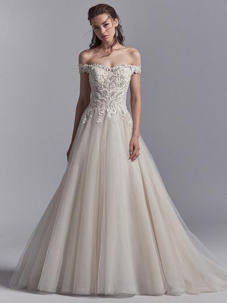 Safira Wedding                                          dress by Sottero and Midgley