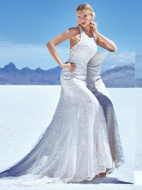 Scout Wedding                                          dress by Sottero and Midgley