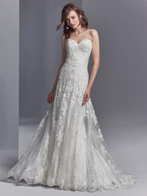 Skylar Wedding                                          dress by Sottero and Midgley