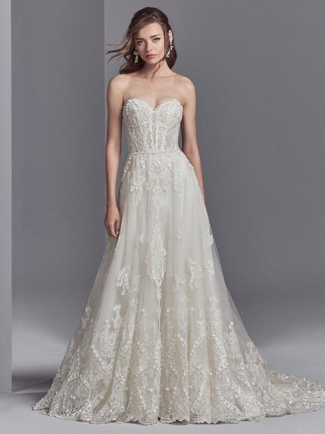 Watson Wedding                                          dress by Sottero and Midgley