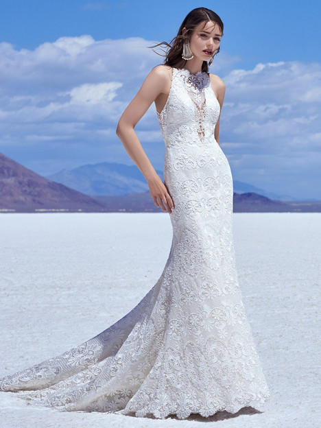 Zayn Wedding                                          dress by Sottero & Midgley