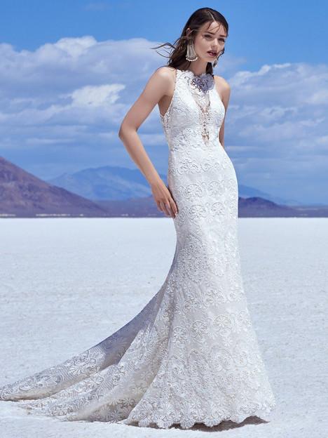 Zayn Wedding                                          dress by Sottero and Midgley