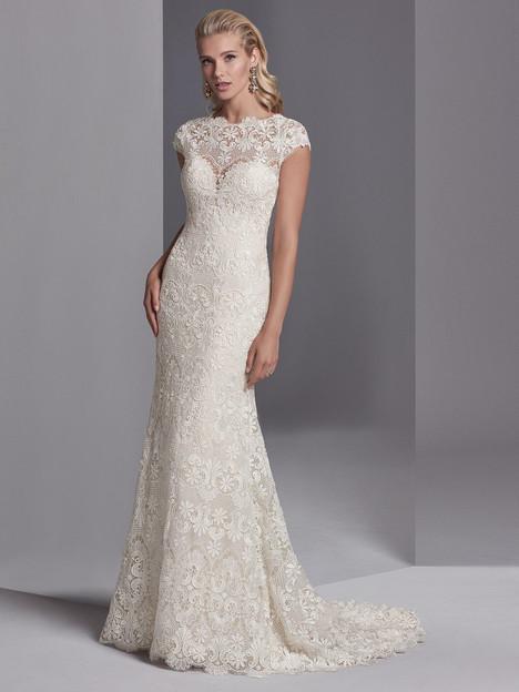 Zayn Rose Wedding                                          dress by Sottero and Midgley