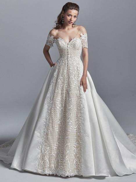 Zeta Wedding                                          dress by Sottero and Midgley