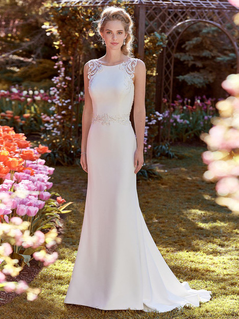 Ada Wedding                                          dress by Rebecca Ingram