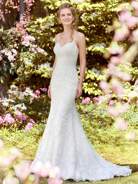 Debbie Wedding                                          dress by Rebecca Ingram