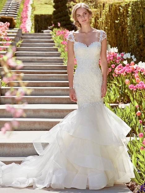 Gloria Wedding                                          dress by Rebecca Ingram