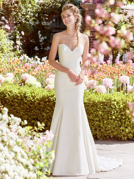 Ingrid Wedding                                          dress by Rebecca Ingram
