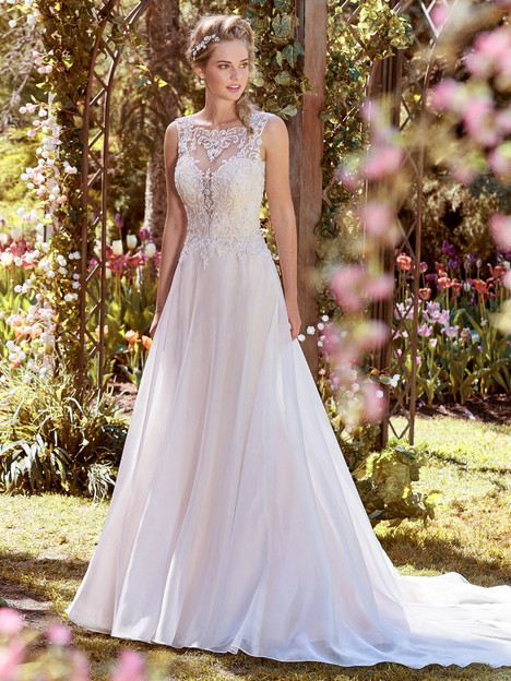 Joyce Wedding                                          dress by Rebecca Ingram