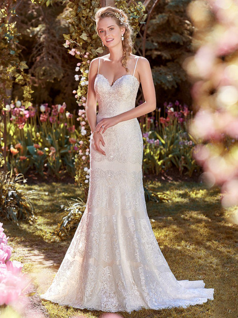 Karla Wedding                                          dress by Rebecca Ingram
